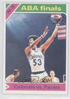 1974-75 ABA Finals (Artis Gilmore)