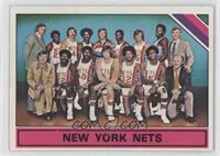 New York Nets Team