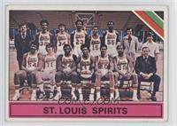 St. Louis Spirits (ABA) Team