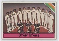 Utah Stars Team