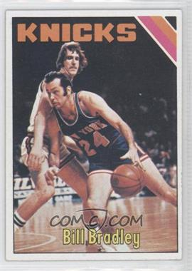 1975-76 Topps #37 - Bill Bradley