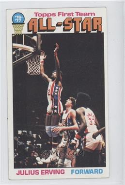 1976-77 Topps - [Base] #127 - Julius Erving