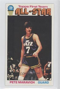 1976-77 Topps - [Base] #130 - Pete Maravich