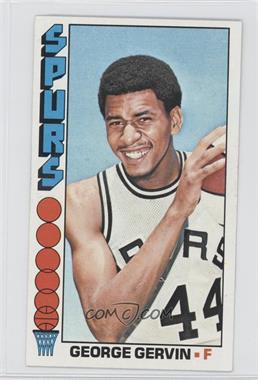 1976-77 Topps - [Base] #68 - George Gervin