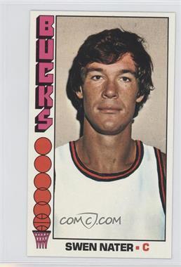 1976-77 Topps #103 - Swen Nater