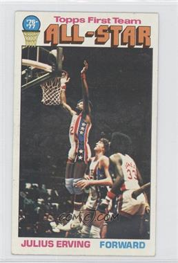 1976-77 Topps #127 - Julius Erving