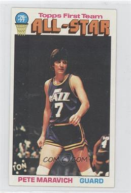 1976-77 Topps #130 - Pete Maravich