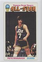 Pete Maravich [Good to VG‑EX]