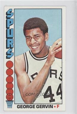1976-77 Topps #68 - George Gervin