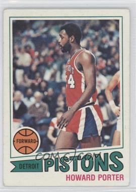 1977-78 Topps White Back #102 - Howard Porter [GoodtoVG‑EX]