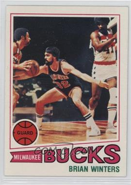 1977-78 Topps White Back #48 - Brian Winters