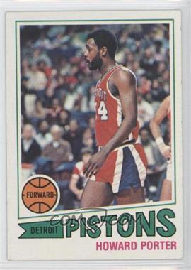 1977-78 Topps #102 - Howard Porter