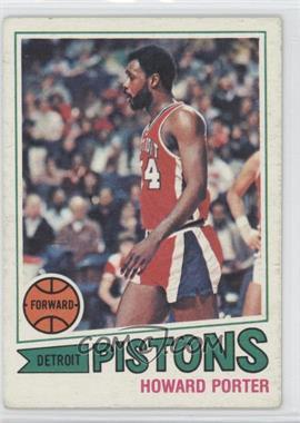 1977-78 Topps #102 - Howard Porter [GoodtoVG‑EX]