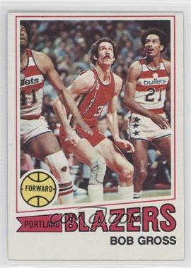 1977-78 Topps #11 - Bob Gross