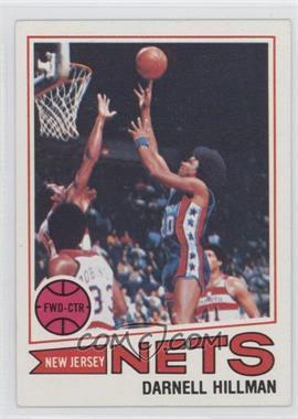 1977-78 Topps #5 - Darnell Hillman
