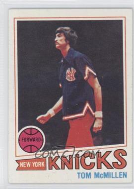 1977-78 Topps #66 - Tom McMillen