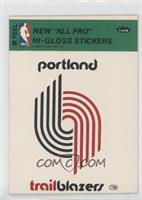 Portland Trail Blazers Team