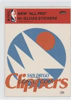 San Diego Clippers (Red)