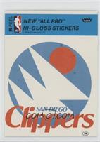 San Diego Clippers (Blue)