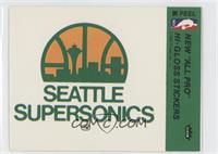 Seattle SuperSonics Team