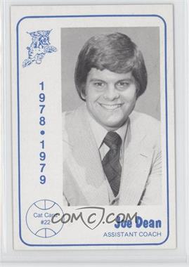 1978-79 Foodtown Kentucky Wildcats #22 - Joe Dean