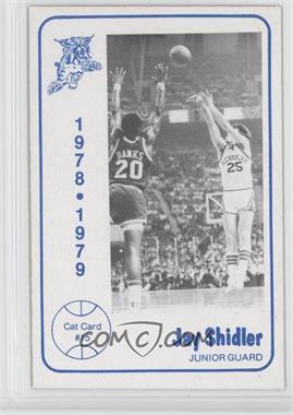 1978-79 Foodtown University of Kentucky Wildcats #15 - Jay Shidler