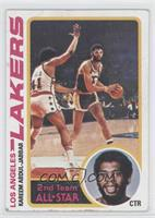 2nd Team All-Star (Kareem Abdul-Jabbar) [Poor to Fair]
