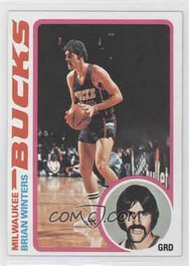 1978-79 Topps - [Base] #76 - Brian Winters