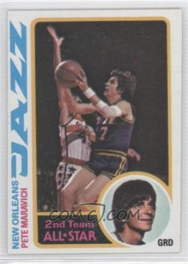 1978-79 Topps - [Base] #80 - Pete Maravich
