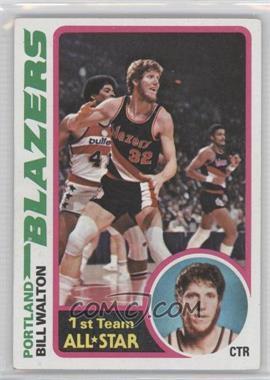 1978-79 Topps #1 - Bill Walton