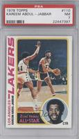 2nd Team All-Star (Kareem Abdul-Jabbar) [PSA 7]