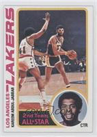 2nd Team All-Star (Kareem Abdul-Jabbar)