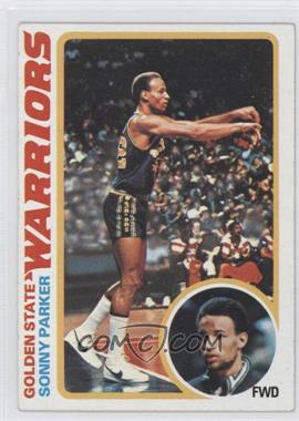 1978-79 Topps #111 - Sonny Parker