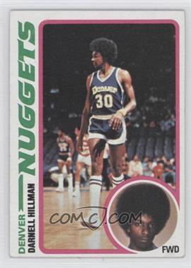 1978-79 Topps #119 - Darnell Hillman