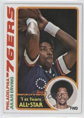 1978-79 Topps #130 - Julius Erving