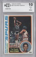 George Gervin [ENCASED]