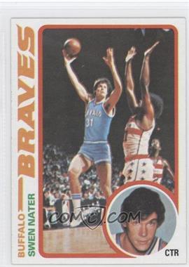1978-79 Topps #23 - Swen Nater