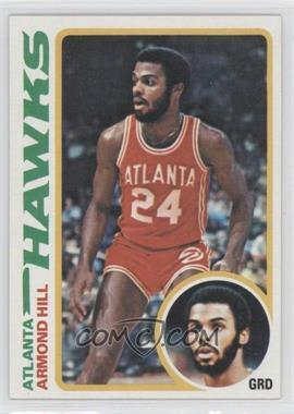 1978-79 Topps #70 - Armond Hill