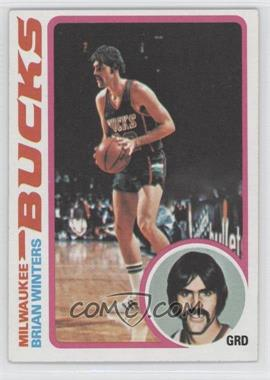 1978-79 Topps #76 - Brian Winters