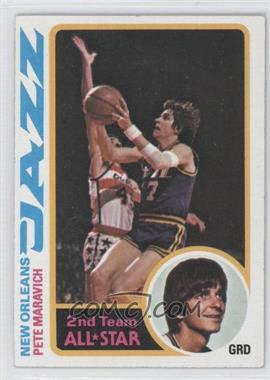 1978-79 Topps #80 - Pete Maravich