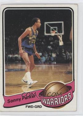 1979-80 Topps - [Base] #36 - Sonny Parker [GoodtoVG‑EX]