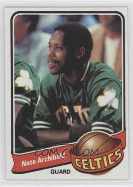 1979-80 Topps #110 - Nate Archibald