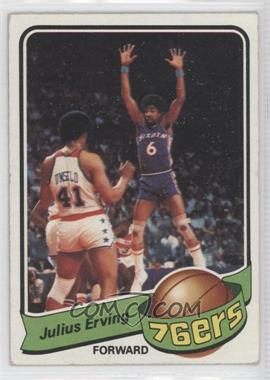 1979-80 Topps #20 - Julius Erving