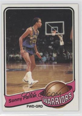 1979-80 Topps #36 - Sonny Parker