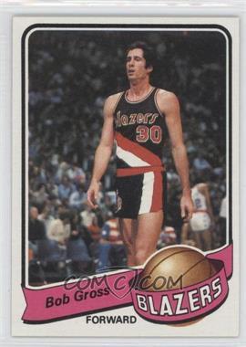 1979-80 Topps #4 - Bob Gross