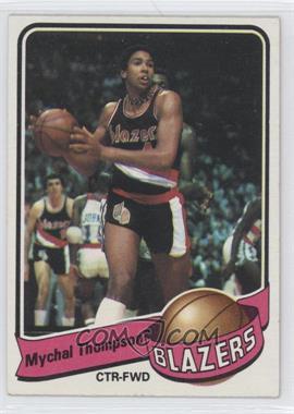 1979-80 Topps #63 - Mychal Thompson