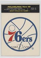 Philadelphia 76ers [GoodtoVG‑EX]