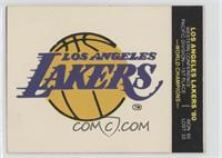 Los Angeles Lakers [Good to VG‑EX]