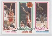 Campy Russell, Armond Hill, Mike Ratliff [Good to VG‑EX]