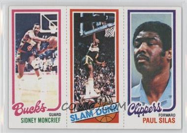 1980-81 Topps - [Base] #SMLSPS - Sidney Moncrief, Lonnie Shelton, Paul Silas